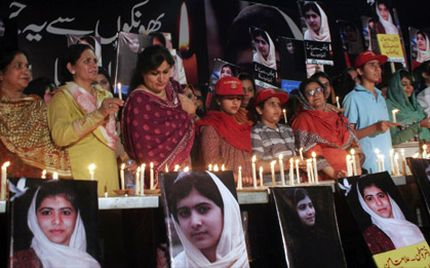 Malala Day Celebrated on 10 November 2012