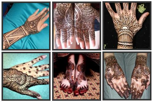 Best Arabic Henna Designs For Functions