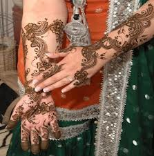 Latest Bridal Mehndi Designs 2012-2013