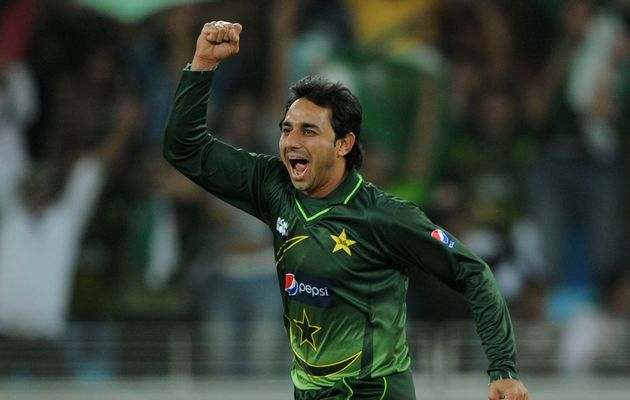Saeed Ajmal Signed Adelaide Strikers For Twenty20 Big Bash League