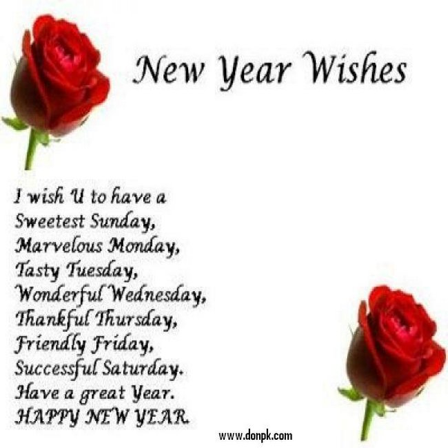 Happy New Year 2015 Quotes And Sayings For Prosperity