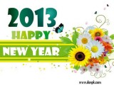 Happy New Year Wallpapers 2013
