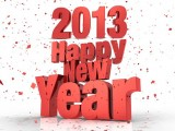 the New Year 2013 Wallpapers