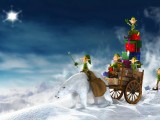 Free desktop merry christmas backgrounds and wallpapers