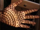 dark Mehndi Designs for Bridal