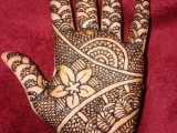 Latest Mehndi Designs in pakistan 2013