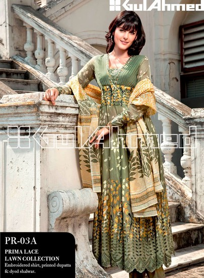 gul Ahmed beautiful Dress