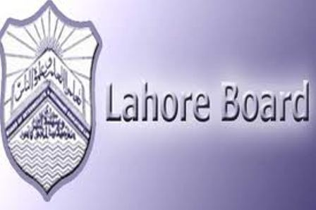 Bise Lahore Matric Results 2013