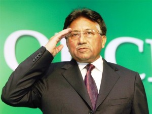 Musharraf arrested by Bochistan Police on Thursday
