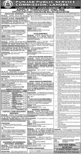 Agriculture Department Jobs by Public Service Commission