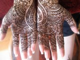 Arabic Mehndi Patterns 2013