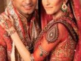Aamir khan pakistani British boxer Wedding pictures