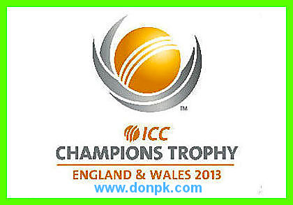 Champions Trophy 2013 squads with details of 15 members of each