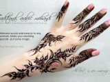 Simple Mehndi Designs Art