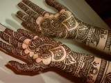 graceful Mehndi Art 2013