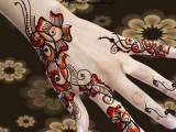 lovely Mehndi Designs 2013