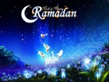 Happy new moon of Ramzan