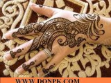 Mehndi Designs Pakistan Art