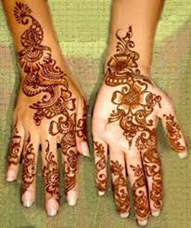 Mehndi Designs Collection 2013