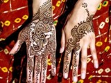 Bridal Wedding Arabic Mehndi designs Patterns 2013