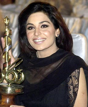 Actor Meera has been in the news quite a lot lately