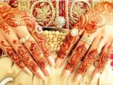 double hands Mehndi Designs 2013 new Fashion Trend