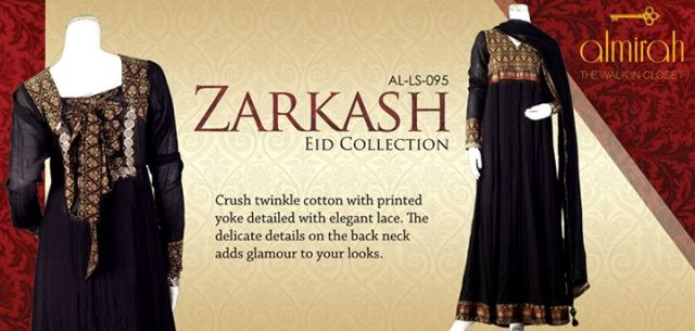 Zarkash by Almirah latest Collection