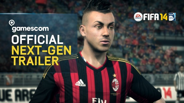 FIFA 14 gets new Xbox One and PS4 gameplay trailer