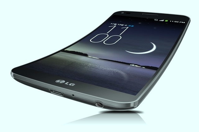 LG Announces G Flex, the Real Curved Screen Smartphone