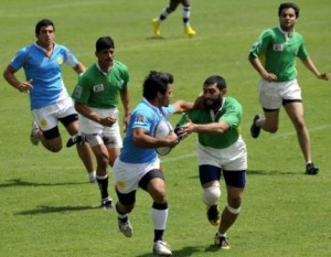 Pakistan will play rugby final Against India on 05th October 2013