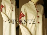 silk panel shirt with gold and white screen print dresses