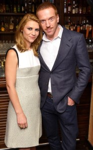 Can you imagine that Claire Danes getting prettiness by Damian Lewis