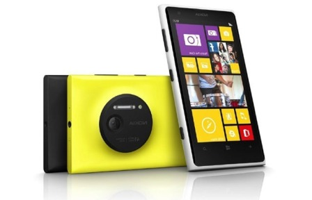 Nokia Lumia 1020 Available in Pakistan