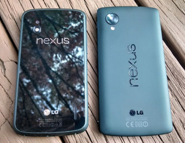 Nexus 5 vs. Galaxy Nexus: It's Worth the Upgrade