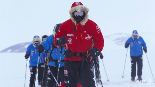 There Are 3 South Poles, So Which One Did Prince Harry Reach