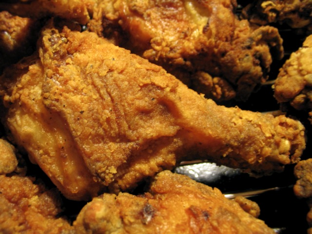 how to cook a fried Chicken