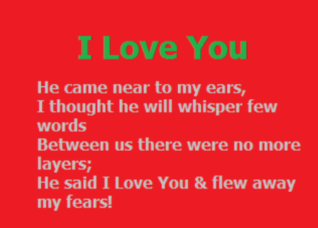 Love Sms | Latest - New Love Sms Messages & Quotes 2014