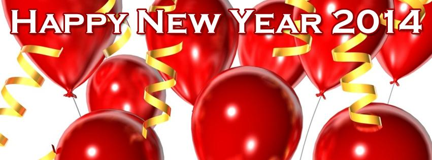 Happy New Year 2014 best fb covers