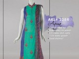 Embroidered on Panel lawn Dresses