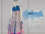 open Shirt Embroidered lawn Dresses