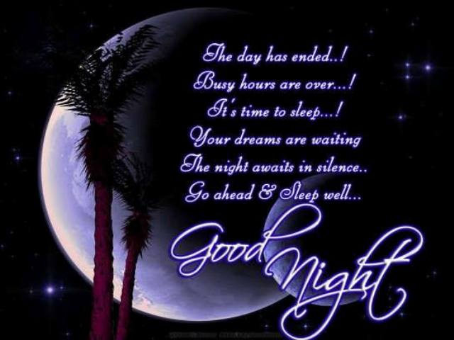 Good Night Wallpaper Love Sms : Latest Good Night Urdu/English SMS collection 2014