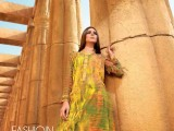 Stylish New Fashion Lawn Dresses Collection 2014