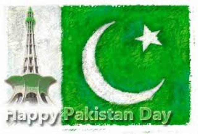Happy Pakistan Day Pictures