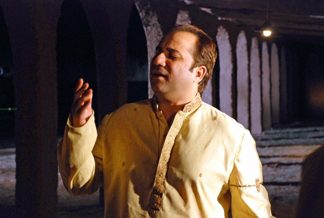 Bollywood's door again opened for Rahat Fateh Ali Khan