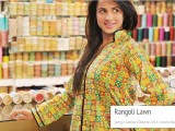 Lawn Spring Summer Collection 2014 For Women