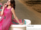 New Print Lawn Dress Collection 2014 for Sprng Summer
