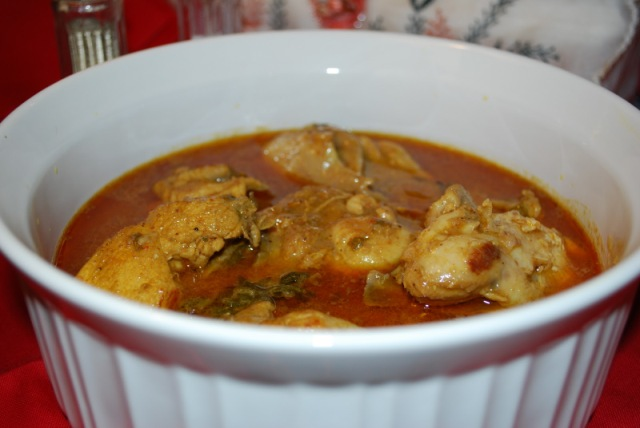 How to make Chicken Murg Korma