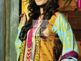 Bridal Wear Summer lawn collection 2014