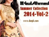 Gul Ahmed New Summer Lawn Collection Volume-2