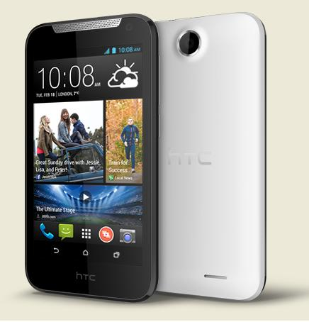 HTC Desire 310 Full Specifications and Overview